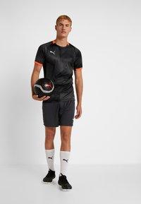 Puma - SHORTS - Sports shorts - ebony - 1