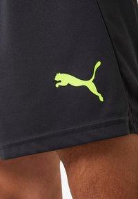 Puma - SHORTS - Sports shorts - ebony - 5