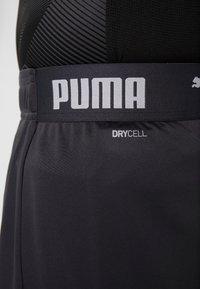 Puma - SHORTS - Sports shorts - ebony - 3
