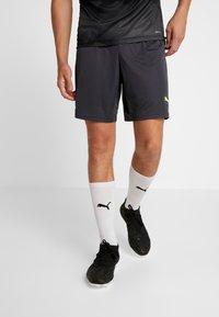Puma - SHORTS - Sports shorts - ebony - 0