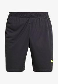 Puma - SHORTS - Sports shorts - ebony - 4
