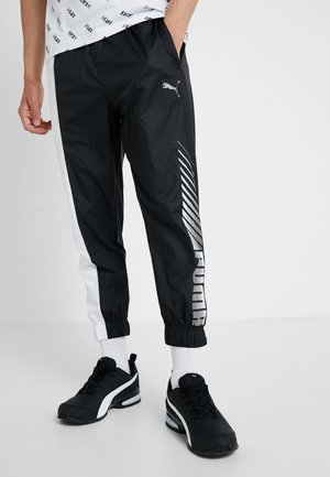 COLLECTIVE PANT - Träningsbyxor - black