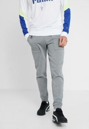 TILITY PANT - Träningsbyxor - medium gray heather