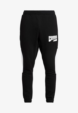 REBEL BLOCK PANTS - Pantalon de survêtement - black