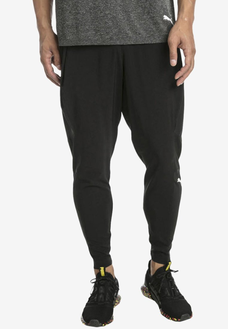 Puma - NEVERRUNBACK - Pantaloni sportivi - black