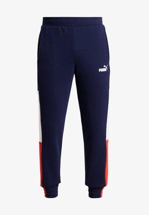 LOGO PACK PANTS  - Pantaloni sportivi - peacoat