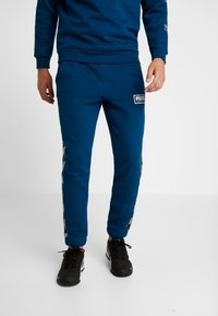 Puma - HOLIDAY PACK PANTS - Pantalon de survêtement - gibraltar sea - 0