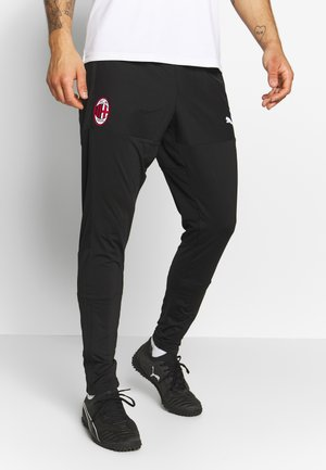 AC MAILAND STADIUM TRAINING PANTS - Fanartikel - black