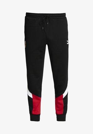 AC MAILAND ICONIC TRACK PANTS - Squadra - black