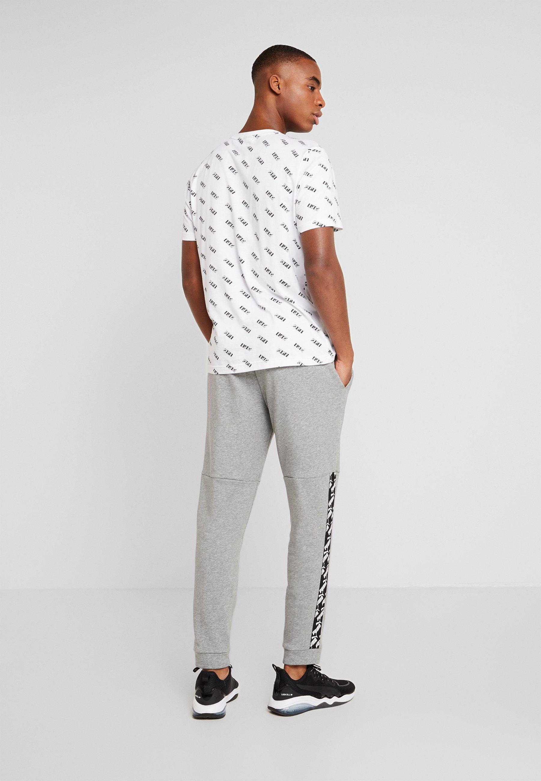 Puma Amplified Pants - Træningsbukser Medium Gray Heather