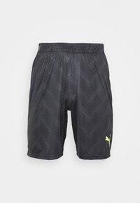 Puma - GRAPHIC SHORT - Sports shorts - black - 4