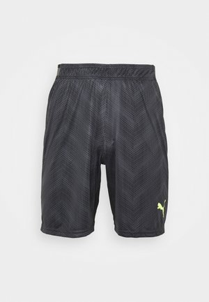 GRAPHIC SHORT - Sports shorts - black