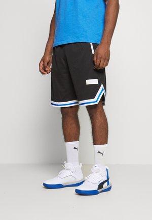 HOOPS SHORT - Sports shorts - black