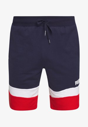 CELEBRATION COLOUR BLOCK SHORTS - Short de sport - peacoat