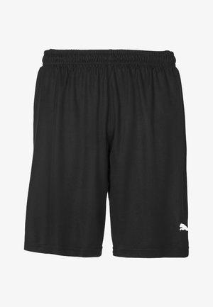kurze Sporthose - black/white