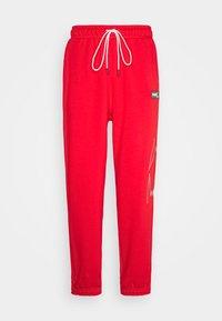 Puma - FRANCHISE - Pantalon de survêtement - high risk red - 3