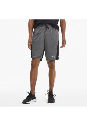 REACTIVE REVERSIBLE  - Sports shorts - black