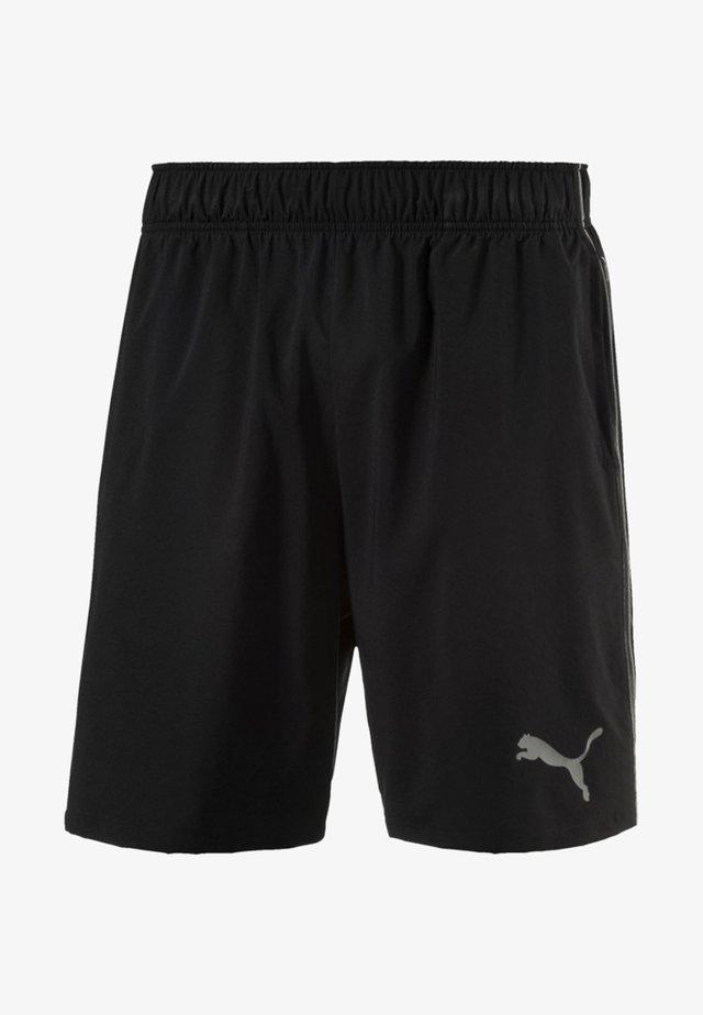 TRAINING MEN'S ESSENTIAL SHORTS MAN - Short de sport - black/quiet shade