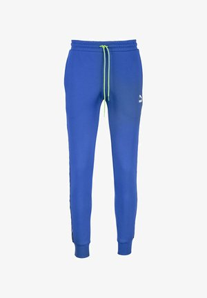 Tracksuit bottoms - dazzling blue