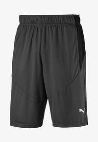 Puma - Shorts - asphalt-black - 0