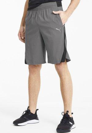 Sports shorts - castlerock-black