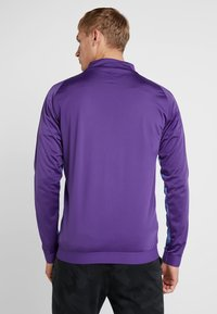 Puma - MANCHESTER CITY STADIUM LEAGUE JACKET  - Klubbkläder - tillandsia purple/light blue - 2