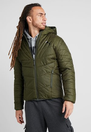 WARMCELL PADDED JACKET - Zimní bunda - forest night