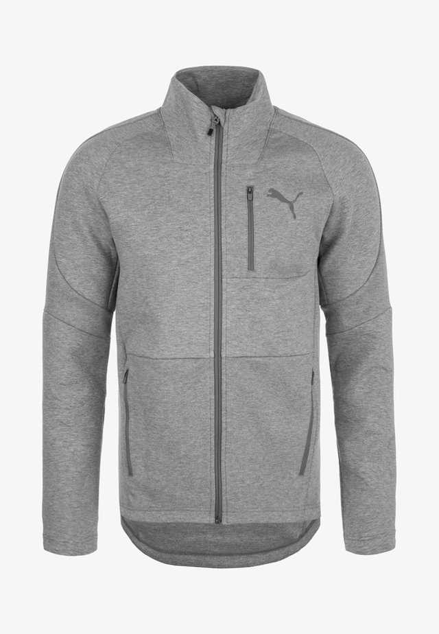 Trainingsjacke - grey