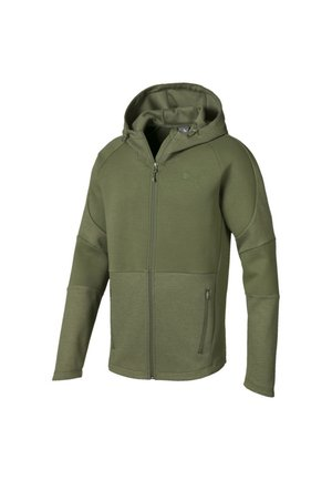 Training jacket - olivine