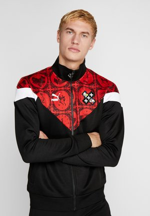 AMSTERDAM TRACK JACKET - Trainingsvest - red/black