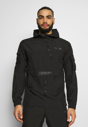 FIRST MILE UTILITY JACKET - Cortaviento - black