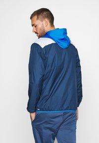 Puma - REACTIVE JACKET - Training jacket - dark denim/palace blue/white - 2