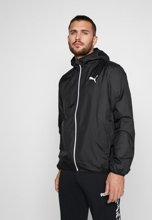 ESSENTIALS SOLID - Training jacket - puma black