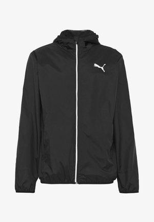 ESSENTIALS SOLID - Training jacket - puma black