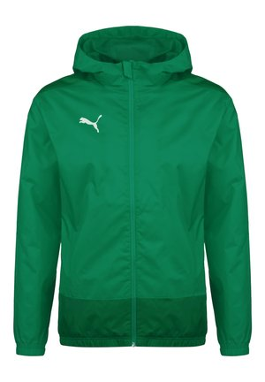 TEAMGOAL 23 REGENJACKE HERREN - Regenjas - pepper green/power green