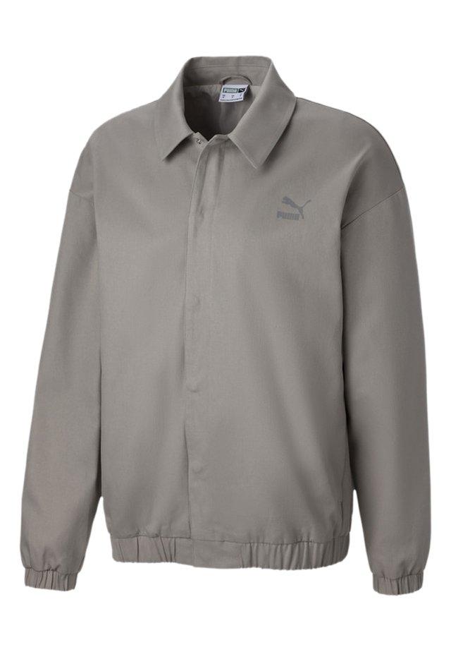 Veste de survêtement - flint gray