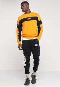 Puma - REBEL CREW - Sweatshirts - orange popsicle - 1