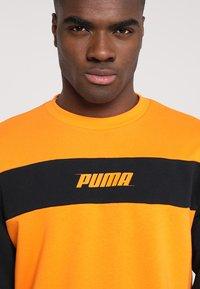 Puma - REBEL CREW - Sweatshirts - orange popsicle - 3