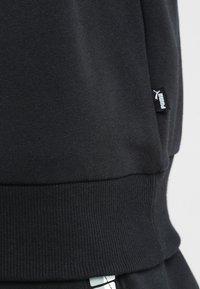Puma - REBEL CREW - Sweatshirts - black - 5