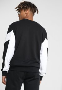 Puma - REBEL CREW - Sweatshirts - black - 2
