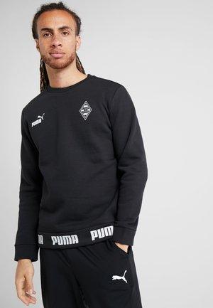 BORUSSIA MÖNCHENGLADBACH CULTURE SWEATER - Equipación de clubes - puma black