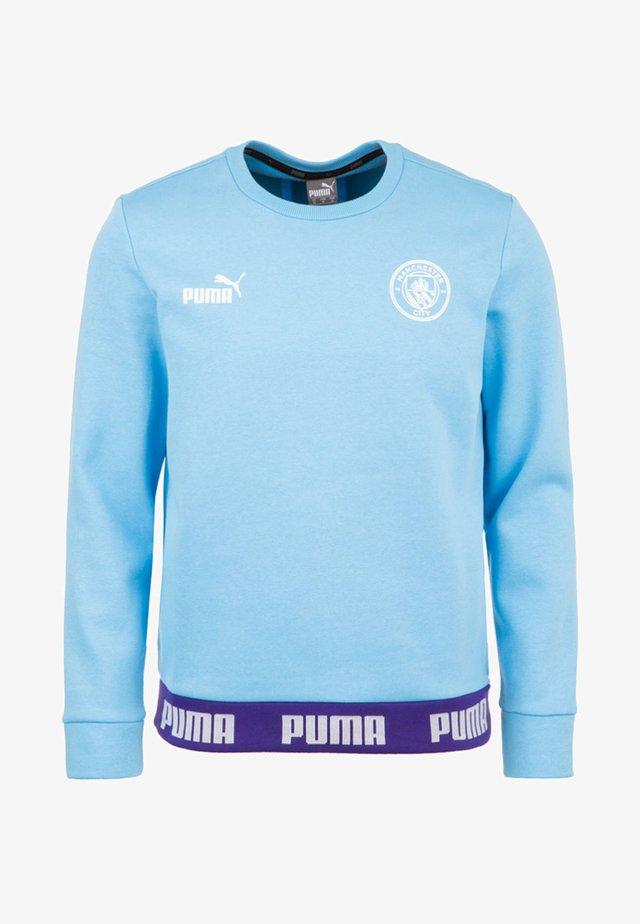 MANCHESTER CITY FTBLCULTURE - Fanartikel - team light blue/puma white