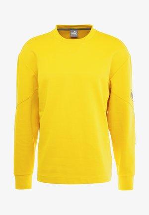 NU TILITY CREW - Sweatshirt - sulphur