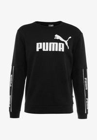 Puma - AMPLIFIED CREW - Sweater - puma black - 4