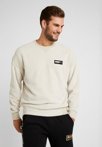 Puma - FUSION CREW - Sweatshirt - overcast - 0