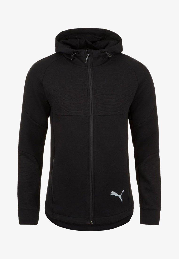 Puma - Sweatjacke - black