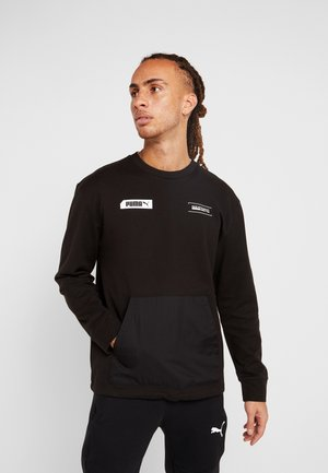 NU-TILITY CREW - Sweater - black