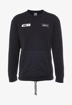 NU-TILITY CREW - Sweater - black