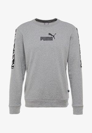 AMPLIFIED CREW - Sweatshirt - medium grey heather