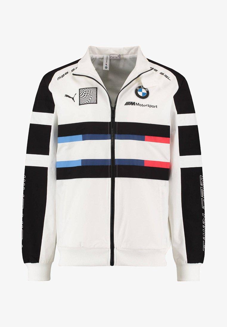 Puma - BMW MMS STREET - Training jacket - white